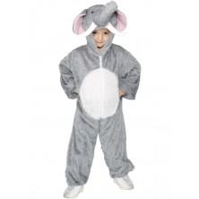 Dětský kostým Slon 7-9 roků