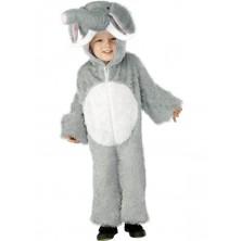 Dětský kostým Slon 4-6 roků