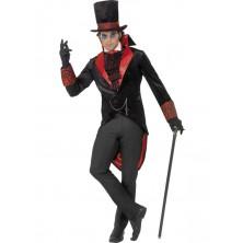 Pánský kostým Ženich Drákula