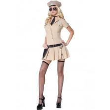 Kostým Sexy policistka sheriff