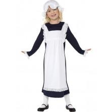Dětský kostým Viktoriánská chudá dívka I