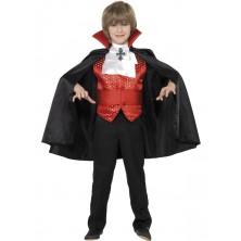 Dětský kostým Drákula I