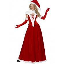 Kostým Miss Santa I