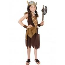 Dětský kostým Vikingská dívka III