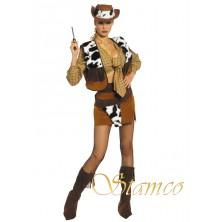 Kostým Kovbojka 1