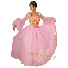 Kostým princezna pro dospělé