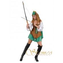 Kostým Robin girl