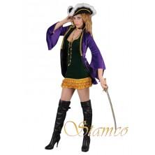 Kostým Pirátka 4