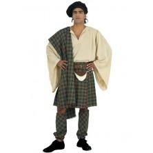 Kostým Skot I