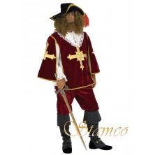 Kostým Mušketýr II