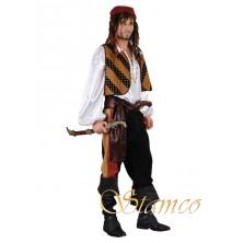 Pirátský kostým pro muže