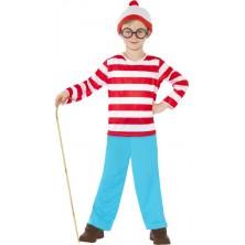 Dětský kostým Wheres Wally?
