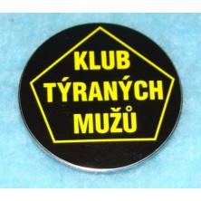 Nerez magnetka Klub týraných mužů