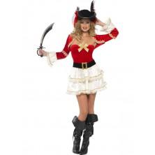 Karnevalový kostým Sexy pirátka II