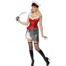 Karnevalový kostým Sexy pirátka I
