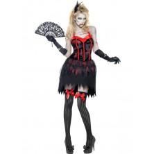 Kostým Zombie burleska
