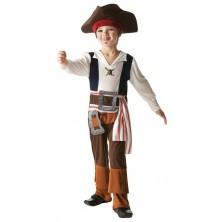 Dětský kostým Jack Sparrow Piráti z Karibiku I