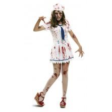 Dámský kostým Zombie námořnice