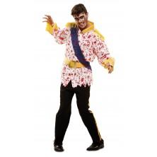 Pánský kostým Zombie princ