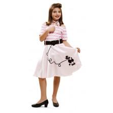 Dětský kostým Pink lady