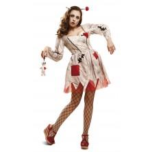 Dámský kostým Voodoo panenka