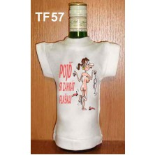 Tričko na flašku Pojď si zahrát flašku