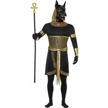 Kostým Anubisův šakal