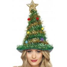 Klobouk Vánoční stromeček