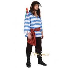 Kostým pirát na karneval