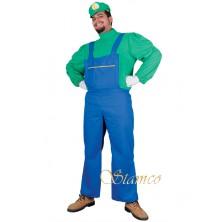Kostým Luigi