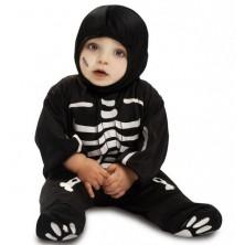 Dětský kostým Kostlivec pro nejmenší
