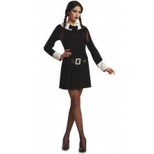 Kostým školačka - gothic
