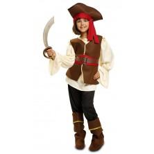 Dětský kostým Bukanýrka