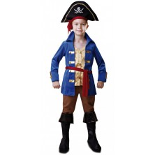 Dětský kostým Pirátský kapitán