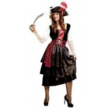 Pirátský kostým pro dámy I