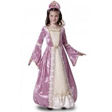 Dětský kostým Princezna růžová