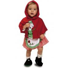 Dětský kostým Červená Karkulka III