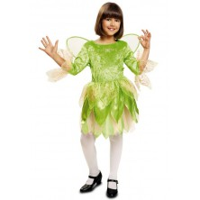 Dětský kostým Zelená víla