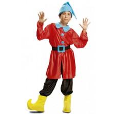 Dětský kostým Skřítek červený