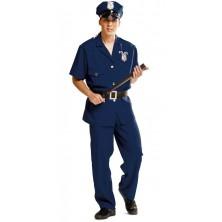Kostým Policista modrý