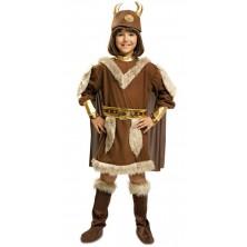 Dětský kostým Vikingská dívka II