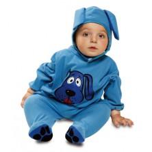 Dětský kostým Modrý pejsek