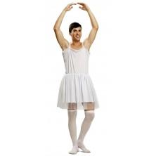 Kostým Baleťák bílý