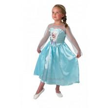 Dětský kostým Princezna Elsa Ledové království II