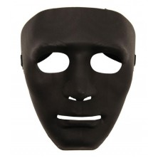 Maska černá I