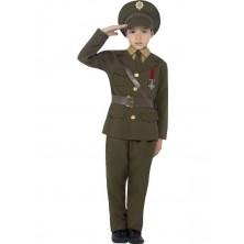 Dětský kostým Vojenský oficír