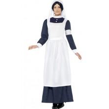 Kostým Válečná zdravotní sestra