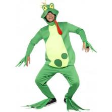 Kostým Žabí princ