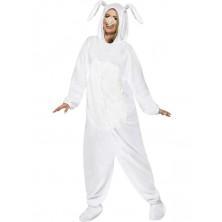 Kostým Bílý králík - uni sex kostým