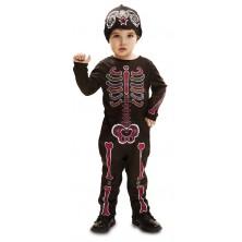 Dětský kostým Kostlivka III
